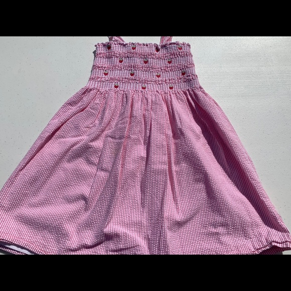 Janie and Jack Other - Janie and Jack, strawberry summer dress